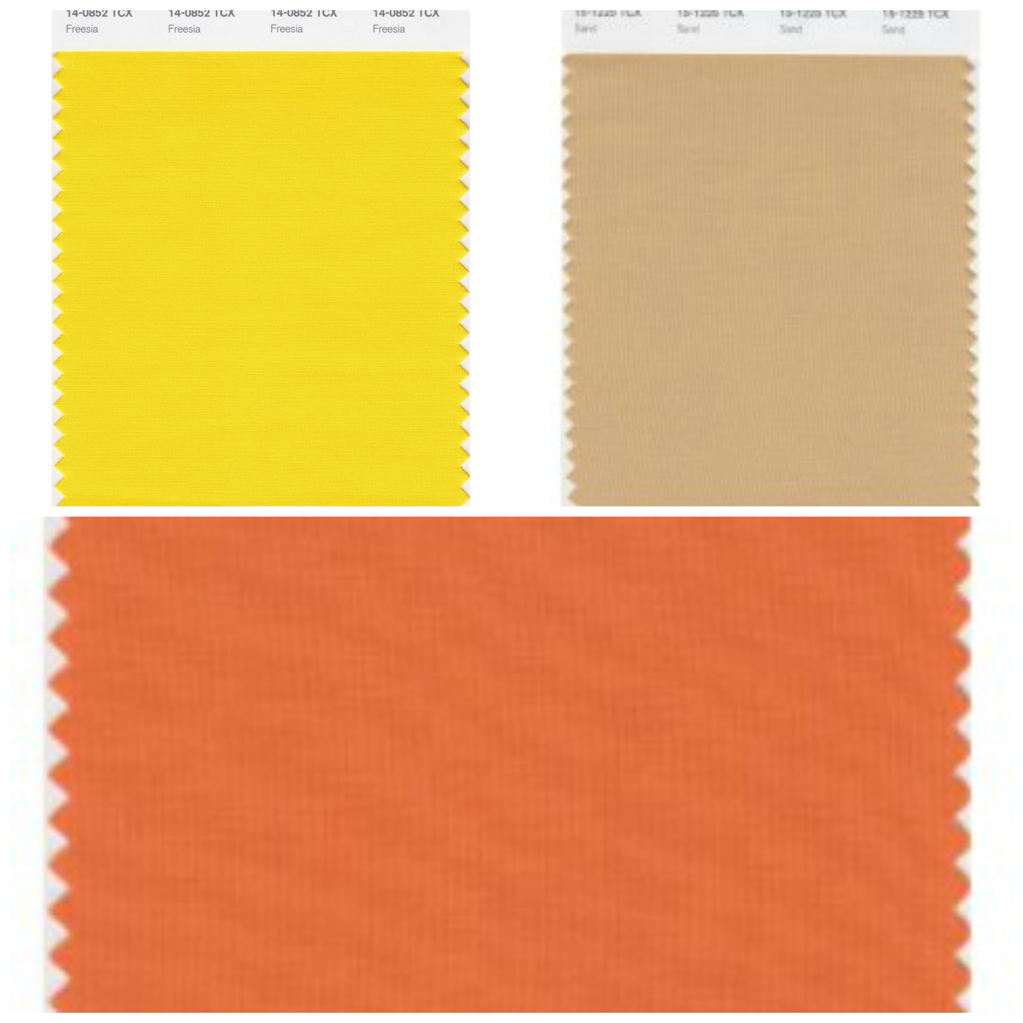 Pantone Color Cmbinations 2