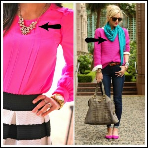 Bright Top and Accessories