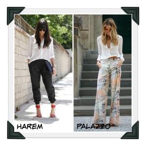 Harem and Palazo